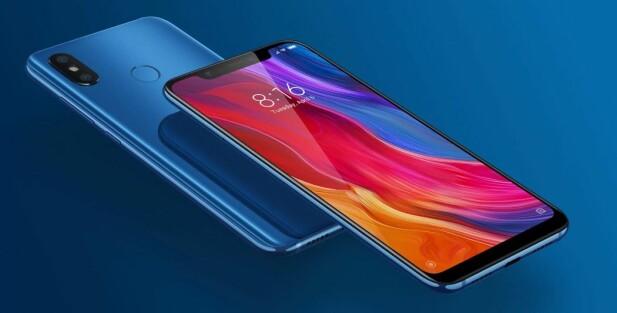 Xiaomi Mi 8. Foto: Xiaomi.