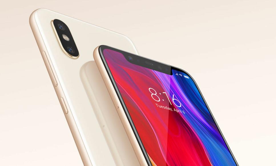 TIL NORGE: I dag går startskuddet for offisielt salg av Xiaomi-telefoner i Norge – via mobiloperatøren Ice. Foto: Xiaomi