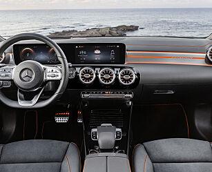image: Ny Mercedes byr på teknologi vi ikke ante at vi trengte ...