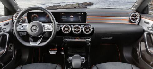 Ny Mercedes byr på teknologi vi ikke ante at vi trengte ...
