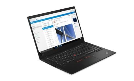 Nye Lenovo ThinkPad X1 Carbon. Foto: Lenovo