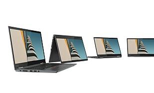 Lenov ThinkPad X1 Yoga har nå chassis i aluminium. Foto: Lenovo