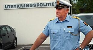 UP VARSLER STORKONTROLL: UP-sjef Runar Karlsen ønsker et ekstra fokus på hvordan høy fart bidrar til høye dødsfall i trafikken. Foto: UP