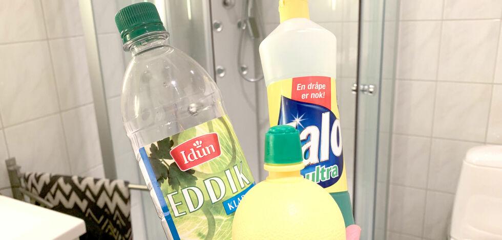 image: Vaske dusjen: Sitron utfordrer storfavoritten