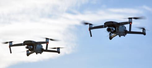 TEST: To av de råeste dronene på markedet