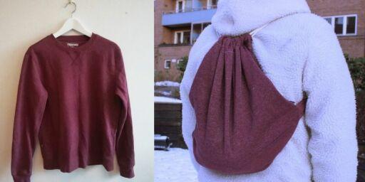image: Gi gamle klær nytt liv - som helt andre ting!