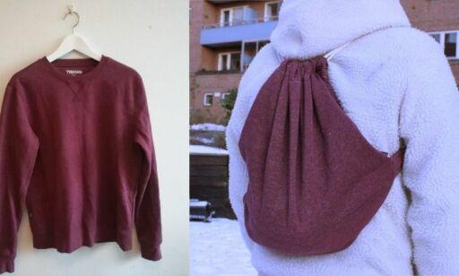 image: Gi gamle klær et nytt liv