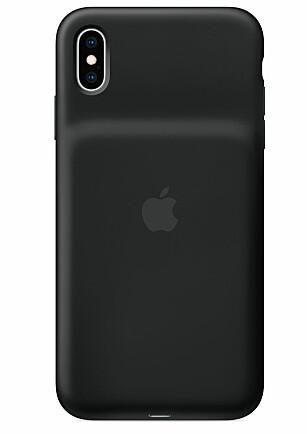 SMART? Det er uvisst hva som er smart med Apples batterideksel, men det er jo lurt å ha nok strøm på iPhone-batteriet. Foto: Apple