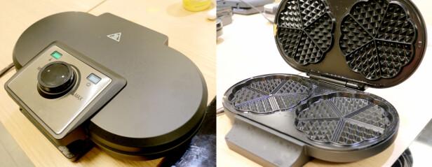 Kitchen Gear Waffle Iron (Rusta)
