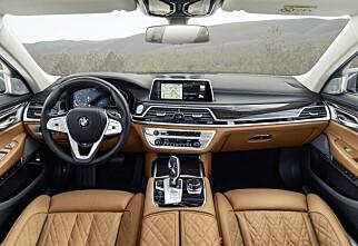 BMW fornyer flaggskipet