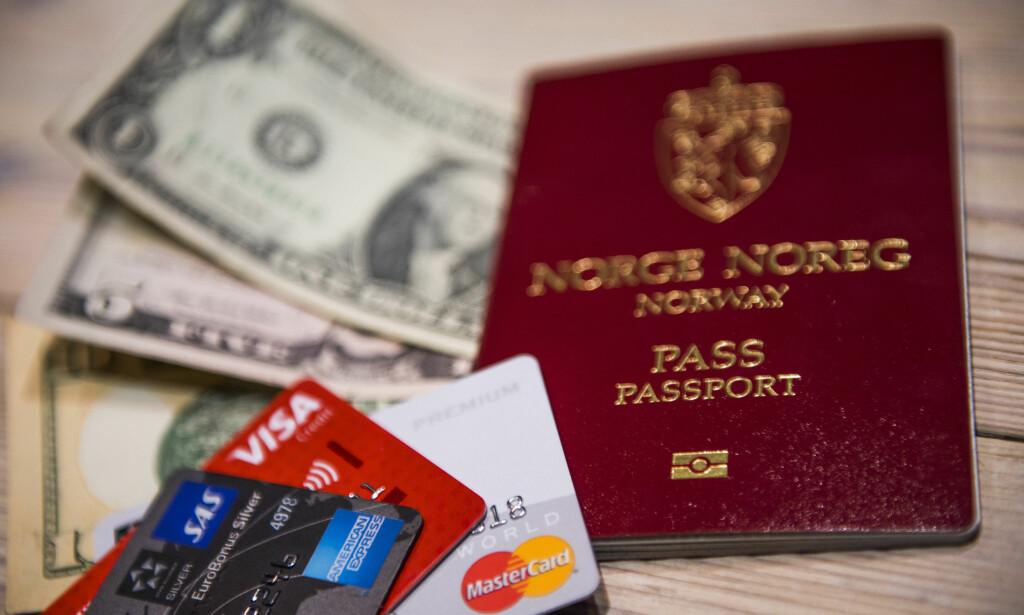 NYE BANKID-REGLER: Flere hundre tusen nordmenn risikerer at BankID-en blir sperret. Foto: Jon Olav Nesvold/NTB scanpix