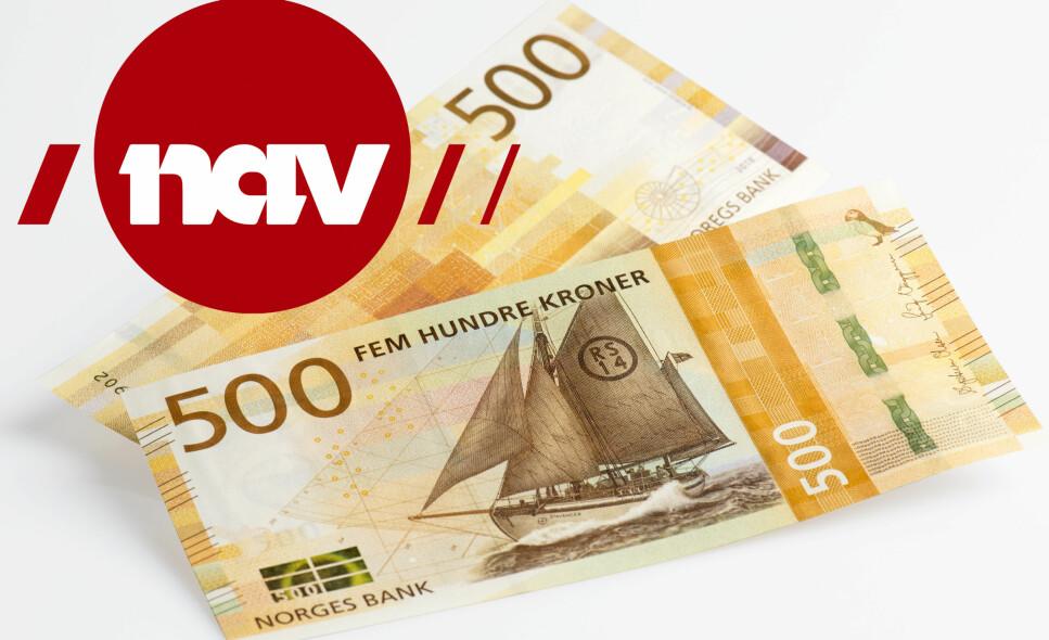 NYE NAV-SATSER: Mange stønader er justert etter nyttår, og i noen tilfeller er det snakk om større endringer i satsene. Foto: Norges Bank