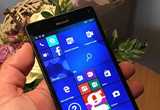 Datoen er satt: Microsoft avliver Windows på mobiler