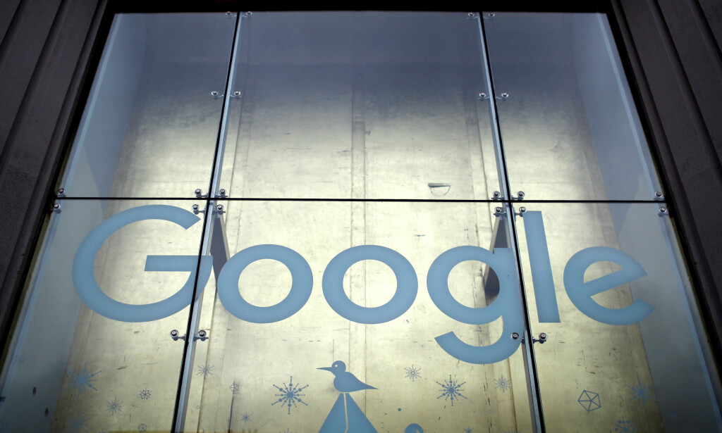 FÅR BOT: Franske myndigheter har bøtelagt Google for brudd på GDPR-lovgivningen. Foto: Mike Segar/Reuters/NTB Scanpix