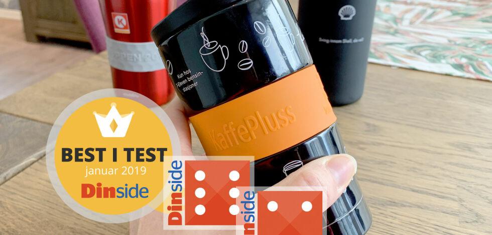 image: Det er én kaffeavtalekopp som skiller seg ut