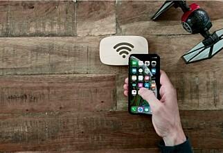 Med denne kan du koble til WiFi uten å skrive passord