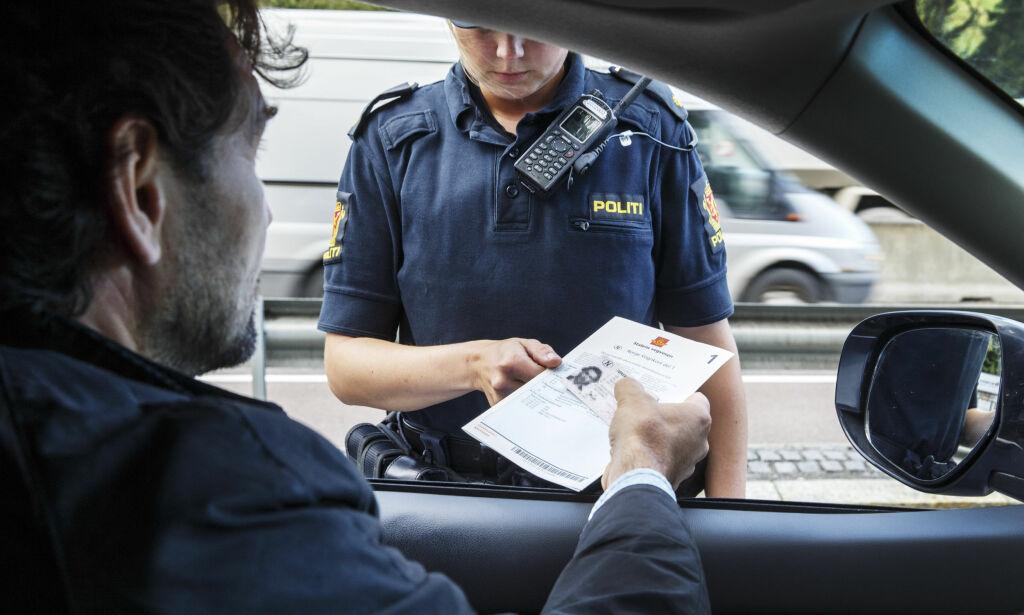 image: Trafikktabbene som ikke gir prikker på førerkortet