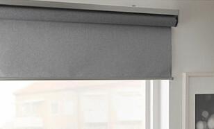 Ikea Fyrtur er en lystett, smart rullegardin. Foto: Ikea