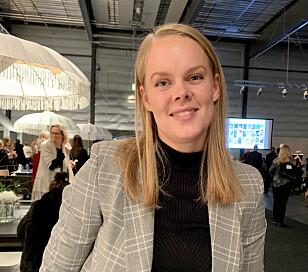 Trendformidleren Pernille Kirstine Møller fra det danske trendinstituttet Pej-gruppen. Foto: Kristin Sørdal