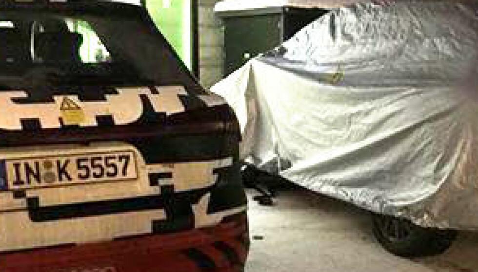 Spionbilder: Her prøver Audi ut sin nye elbil i Norge