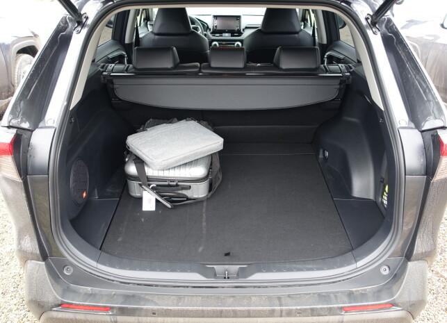 image: Nye Toyota RAV4 prøvekjørt