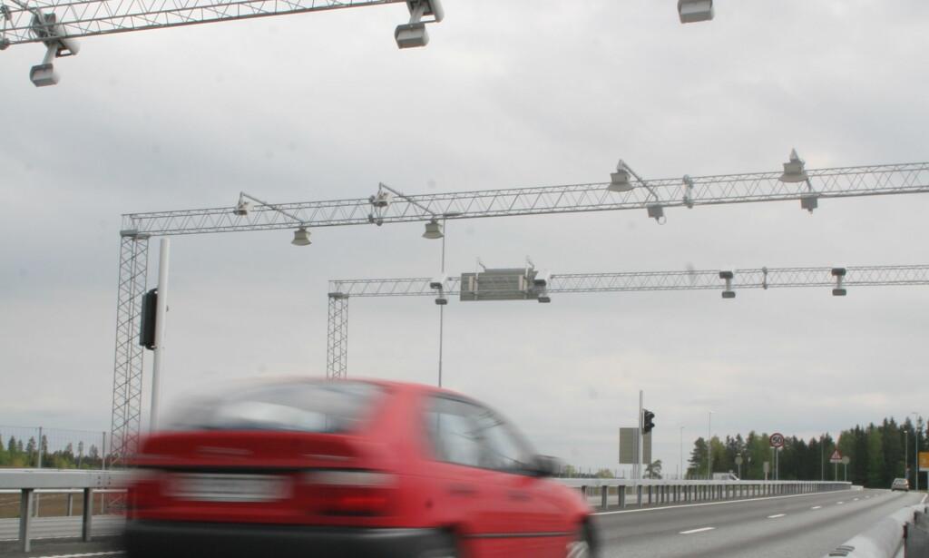 DOBLING PÅ TI ÅR: I 2009 tok staten inn 6,5 milliarder i bommene. I år blir det det dobbelte. Nye bomprosjekter i Rogaland, Bergen og Oslo står for en stor del av den kraftige økningen i år. Foto: Rune Korsvoll