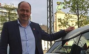 VOLDSOMT: - Jeg forstår godt hvis bilistene synes økningen er voldsom, sier Morten Stordalen, samferdselspolitisk talsmann i Fremskrittspartiet. Foto: Frp