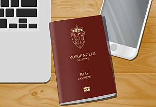 Enorm passpågang: - Bestill så fort du kan