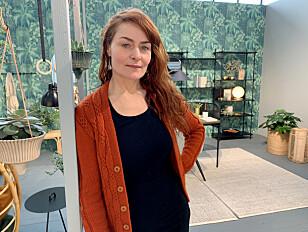 Interiørstylist Signe Schineller sier til Dinside at det å finne sin egen stil i interiøret handler om å finne det man liker - og det man ikke liker. Foto: Kristin Sørdal