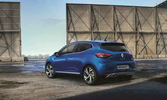 SKULPTUR: Designsjefen Laurens van den Acker har i noen år nå gjort mye for å forbedre Renaults image gjennom helhetlig, dynamisk og identitetsskapende design. Foto: Renault