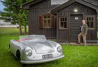 Her startet Porsche-eventyret