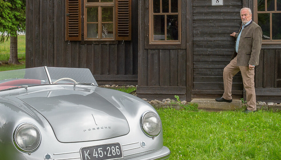 Her startet eventyret til legendariske Porsche