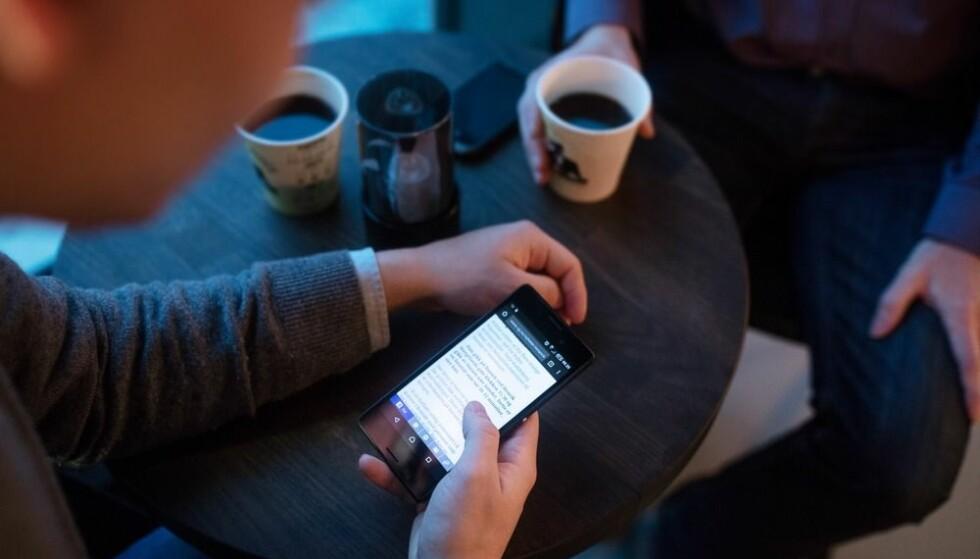 ULOVLIG: Forbrukertilsynet reagerer på bruken av fri data hos Telia og Chilimobil. Foto: Forbrukertilsynet