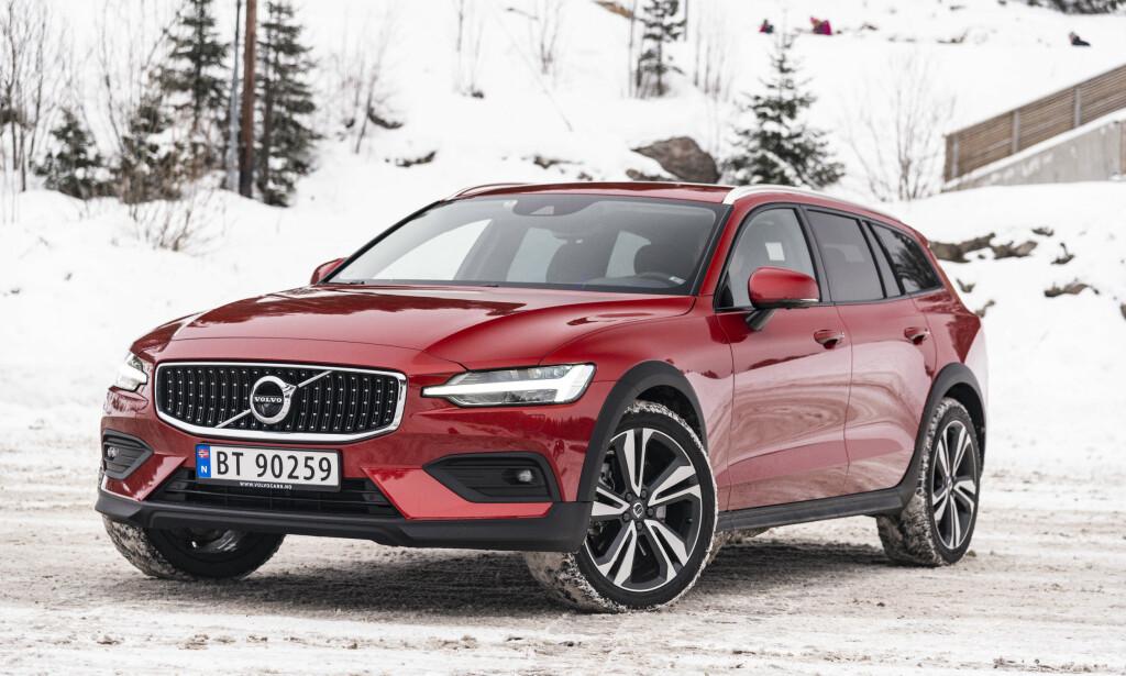 NULLVISJON: Volvo har som visjon at ingen skal omkomme i en ny Volvo fra neste år av. Foto: Jamieson Pothecary