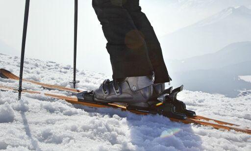 image: Ikke ta med ski på ferie før du har lest dette