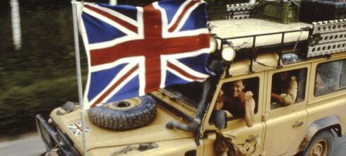 Land Rover: Milepæler