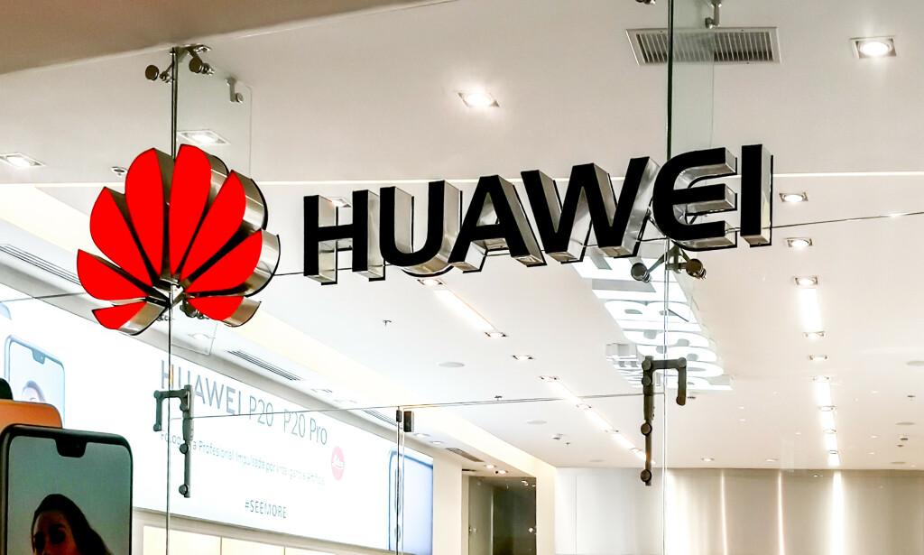 HUAWEI-BOIKOTT: Å nekte Huawei 5G-utbygging i Norge, kan føre til høyere kostnader, hevder Trygve Tamburstuen. Foto: Shutterstock