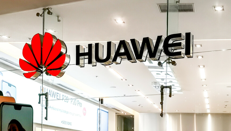 KRITISK TIL KINESERNE: Huawei er en av de aller største på mobil infrastruktur, men ikke alle er like trygge på at de bare har gode hensikter. Foto: NTB Scanpix