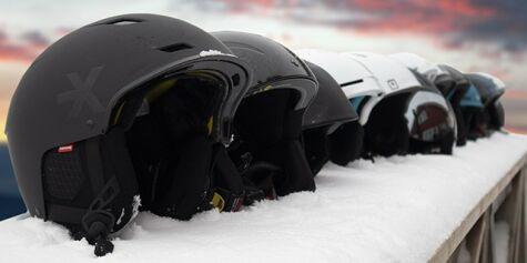 image: Halvparten av hjelmene får stryk