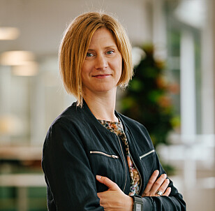 Helena Stigson, forskningsansvarlig for idrettsskader hos Folksam. Foto: Folksam