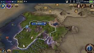 Civilization VI er ett av mange spill som kun er tilgjengelig på iOS.