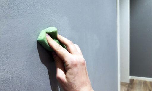image: Metoden som fjerner barnas skriblerier fra veggen