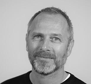 POSITIV: Produktsjef Erik Thomas Gjølme i skadedyrselskapet i Anticimex. Foto: Anticimex