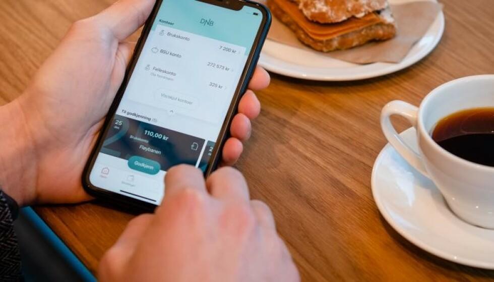 INNGÅR SAMARBEID: DNB-kunder får tilgang til PayPal-kontoene sine direkte i nettbanken. Foto: DNB