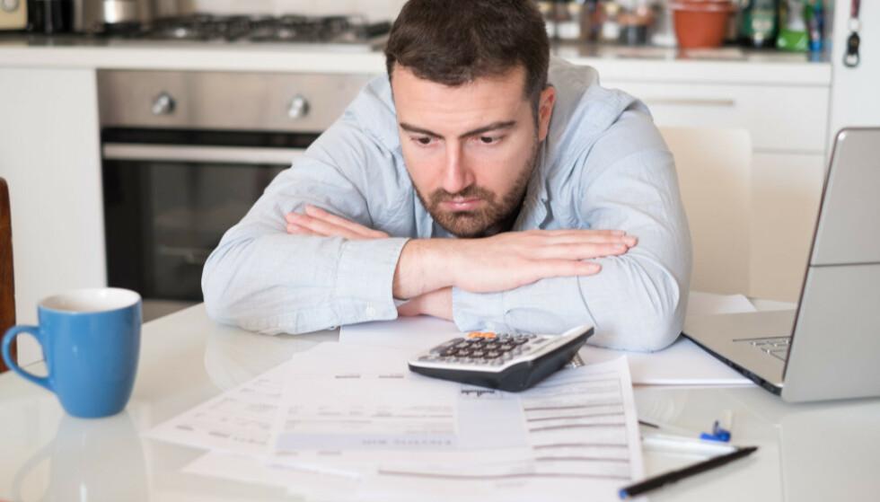FORBRUKSLÅN: Finansminister Siv Jensen la i dag frem nye regler for forbrukslån. Foto: Shutterstock/NTB scanpix