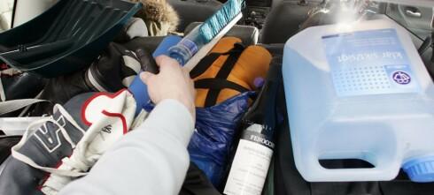 Slik pakker du bagasjen forsvarlig i bilen