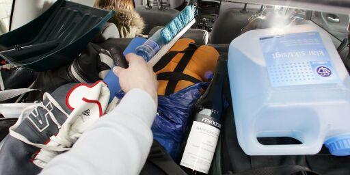 image: Slik pakker du bagasjen forsvarlig i bilen