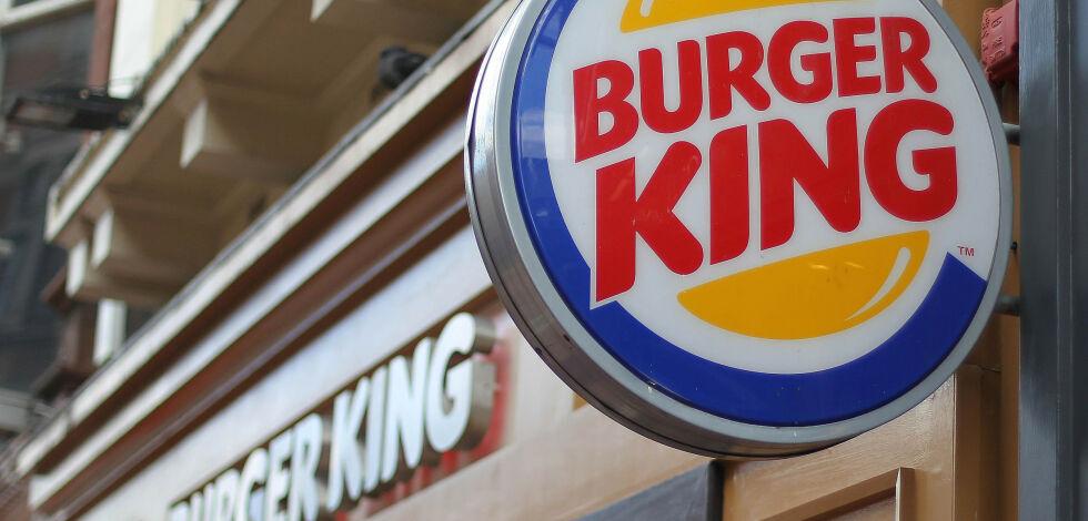 image: Burger King går forbi McDonald's i Norge
