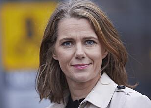 IKKE FORNØYD: Kommunikasjonssjef Camilla Ryste i NAF. Foto: NAF