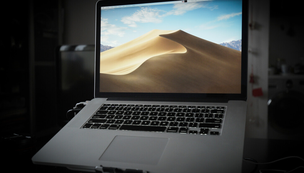 STØRRE MACOOK PRO: Apple kan komme til å lansere en MacBook Pro med større skjerm enn dagens modeller- Foto: Sipausa, Jaap Arriens.
